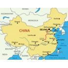 Система нивелировки Xsite. Строительство канала в Китае.